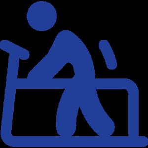 Personas de movilidad reducida